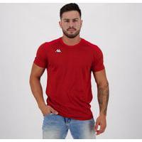 Camisa Kappa Venti Vermelha