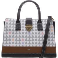 Handbag Crossbody Triangle Pearl   Schutz