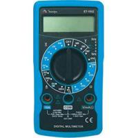 Multímetro Digital Minipa Et-1002 Azul