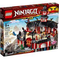 Lego Ninjago Legacy - Monastério Do Spinjitzu - 70670