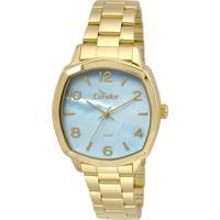 Relógio Analógico Condor Feminino - Co2035Krk4A Dourado