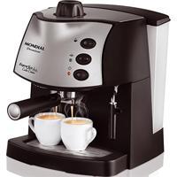 Máquina De Café Espresso Cappuccino Coffee Cream C-08 Mondial - 220V