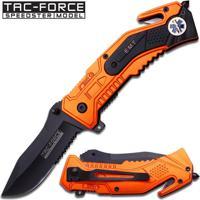 Canivete Socorrista Resgate Tac Force Tf-688Emt