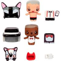 Mini Figura - My Mini Mixieq'S - Mini Com Acessórios E Pet - Gravatas - Mattel - Feminino