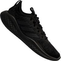 Tênis Adidas Fluidflow - Masculino - Preto/Cinza Esc