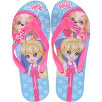 Chinelo Infantil Ipanema Polly Pink