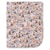 Cobertor Soft Confort/Suedini Vania Inv21 Upi Uli Rosa 9612