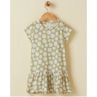 Amaro Feminino Vestido Infantil Basico Estampado Kids 1, Mini Fresh Poa