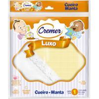 Cueiro De Luxo Neutro - Cremer - Unissex-Branco