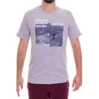Camiseta Terrão Masculina - Masculino