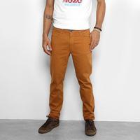 Calça De Sarja Skinny Cavalera Color Masculina - Masculino