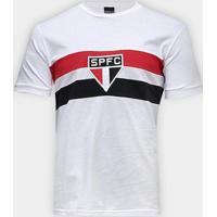 Camiseta São Paulo Retrô 1970 Masculina - Masculino