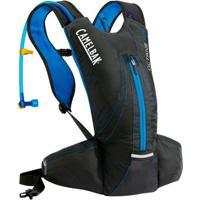 Mochila De Hidratação Camelbak Octane Xct - 3,0 L - Unissex-Preto+Azul