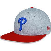 9036436f3 Dafiti  Boné New Era 950 A-Frame Snapback Philadelphia Phillies Cinza