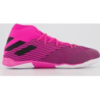 Chuteira Adidas Nemeziz 19.3 In Futsal Rosa