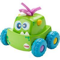 Meu Primeiro Carrinho - Veículo Monstro - Verde - Fisher-Price
