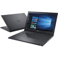 "Notebook Dell Inspirion I14-3442-C10 - Preto - Intel Core I3-4005U - Ram 4Gb - Hd 1Tb - Tela 14"" - Windows 10"