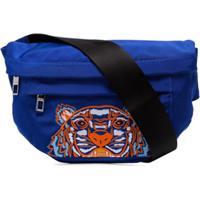 Kenzo Pochete Tiger - Azul