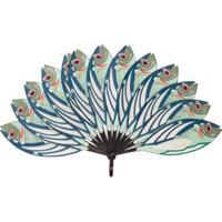 Pubumésu Leque Tongkol De Atum - Azul