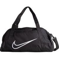 Bolsa Nike Gym Club Preto/Branco - U