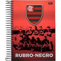 Caderno Foroni Flamengo Jogador 20 Matérias