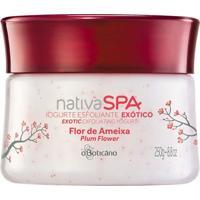 Nativa Spa Flor De Ameixa Iogurte Esfoliante, 250G