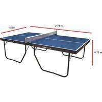 Mesa De Ping Pong / Tênis De Mesa Klopf - 25 Mm - Unissex