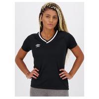Camiseta Umbro Twr Royals Feminina Preta