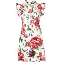 Dolce & Gabbana Vestido Floral - Estampado