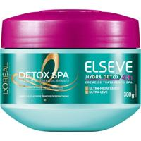 Creme De Tratamento Elseve Hydra Detox 300G