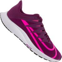 Tênis Nike Zoom Rival Fly - Feminino - Roxo/Rosa