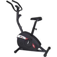 Bicicleta Ergométrica Vertical Max V Dream Fitness Preta