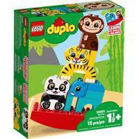 Lego Duplo - Primeiros Animais Equilibristas - 10884
