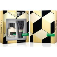 Kit Perfume Masculino Dream Big Man Benetton Eau De Toilette 100Ml + Pós Barba 75Ml - Masculino