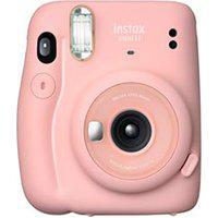 Câmera Instantânea Instax Mini 11 Fujifilm Rosa - 705065894