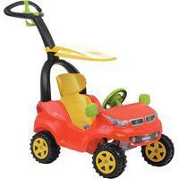 Andador Push Baby Biemme Easy Ride Vermelho