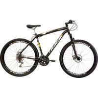 Bicicleta Aro 29 Tb Niner Suspensão Dianteira Track Bikes Preto