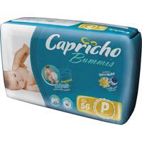 Fralda Capricho Bummis Mega Tamanho P 56 Tiras