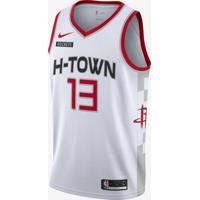Regata Nike James Harden Rockets City Edition Masculina