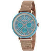 Relógio Feminino Mondaine Analógico - Feminino-Bronze