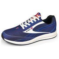 Tênis Sneaker Leve Masculino Confort Gb East Jaguar Azul