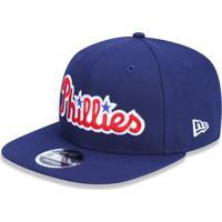 30a316b38 Boné New Era 950 Orig. Fit Snapback Philadelphia Phillies Marinho
