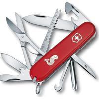Canivete Victorinox Fisherman Vermelho 18 Funções 1.4733.72