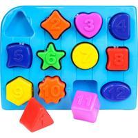 Brincando Dican Aprendendo Multicolorido