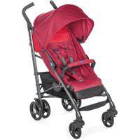 Carrinho De Bebê Chicco Lite Way³ Red Berry