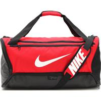 Bolsa Nike Brsla M Duff - 9.0 Vermelha