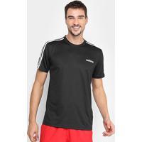 Camiseta Adidas D2M Ar 3Stripes Masculina - Masculino