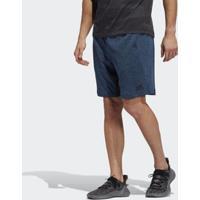 Shorts 4Krft 9-Inch Tech Heather Knit Adidas Masculina - Masculino