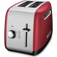 Torradeira Manual 2 Fatias - Empire Red 110V