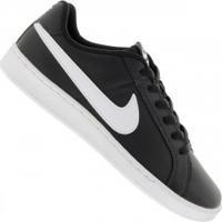 Tênis Nike Court Royale - Masculino - Preto